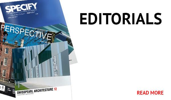 Editorials and publications