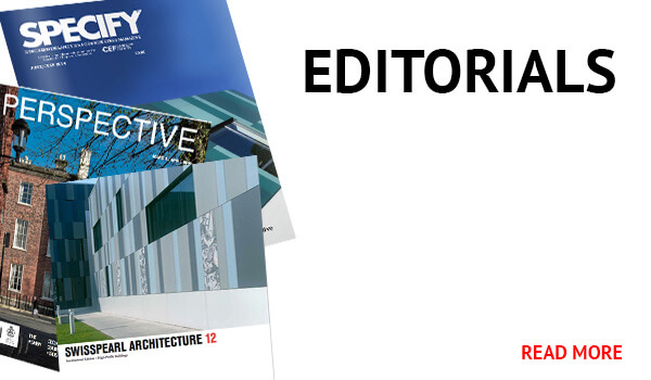 Editorials and publications