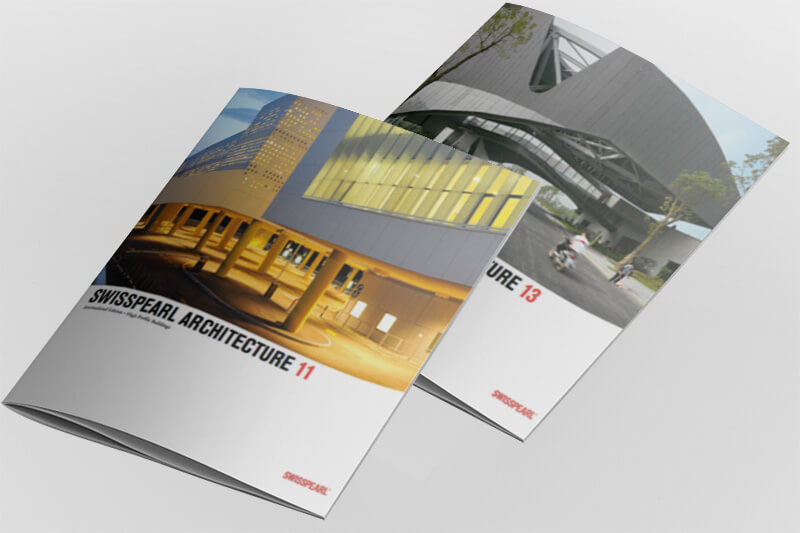 Swisspearl® Editorial at Swiss Facades