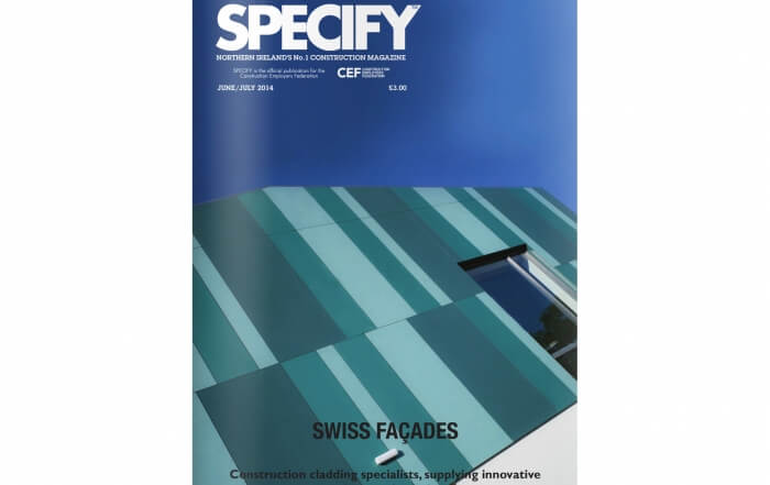 Specify Swiss Facades