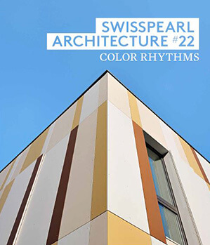 Swisspearl Architecture 22 - Color Rhythms