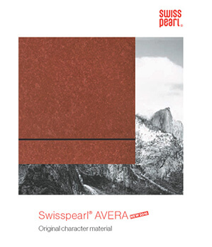 A Swisspear® Avera caldding panels - NEW