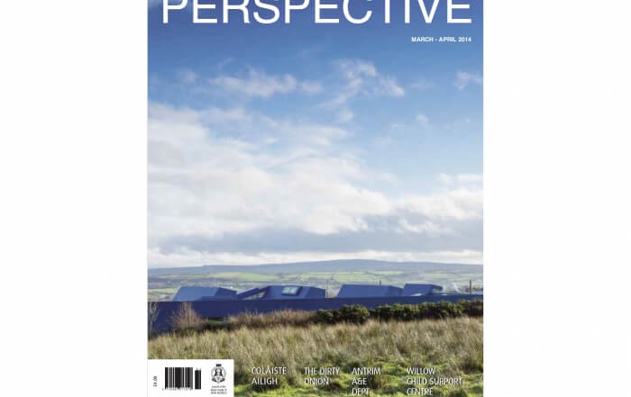 PERSPECTIVE Mar-Apr 2014 cladding article