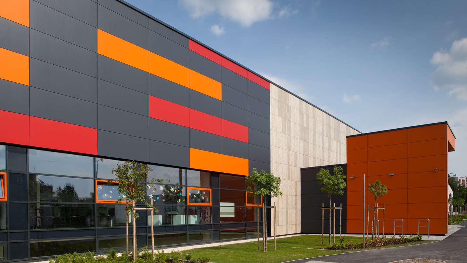 Vertes Agos Swiss Facades Fibre Cement Rainscreen Cladding