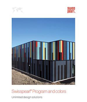 swiss pearl program and colors PDF Brochure
