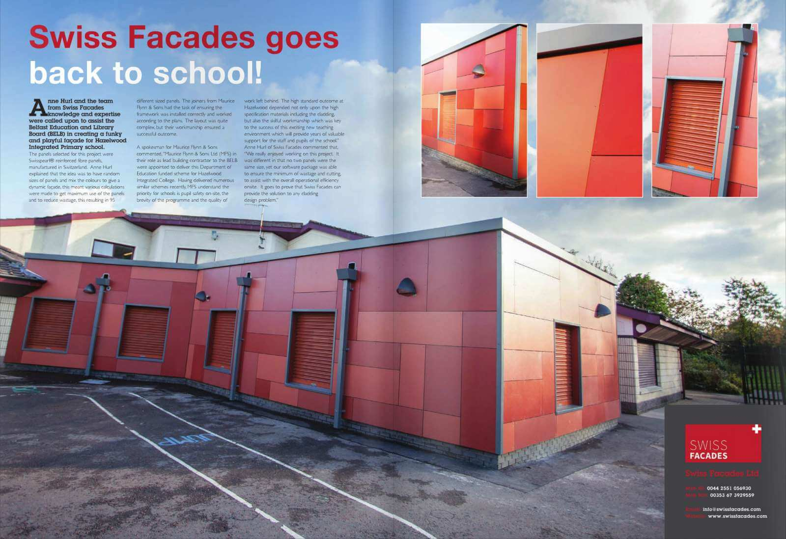 specify-nov-2014-2 cladding panels by swiss facades Ireland