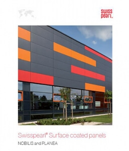 swiss pearl surface coated panels PDFD brochure