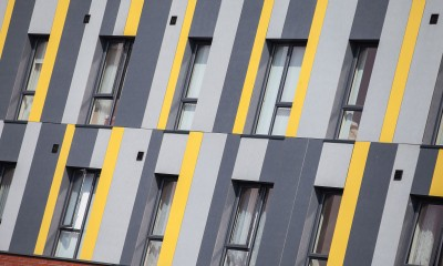 Social Housing Glengormley - Fibre Cement Cladding