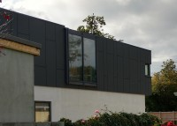 Rainfosreen fibre cement cladding