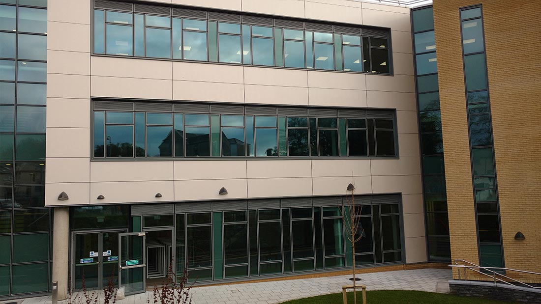 Magee-fibre cement cladding swiss facades