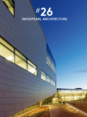 swisspearl architecture magazine 26