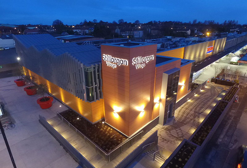 Stillorgan Village Shopping Centre