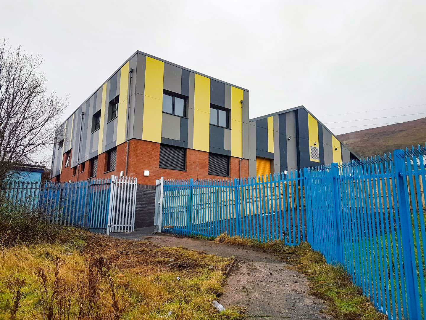 Newhill Youth Center, Belfast