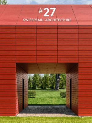 swisspearl architecture magazine 26